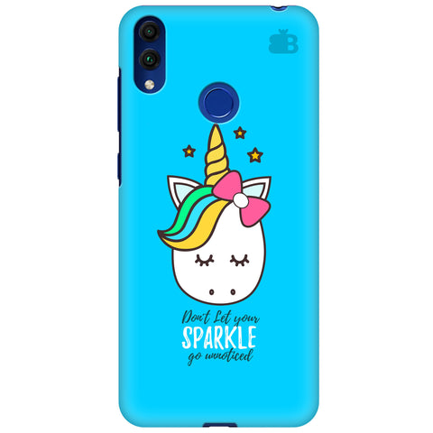 Your Sparkle Huawei Honor 8C Cover