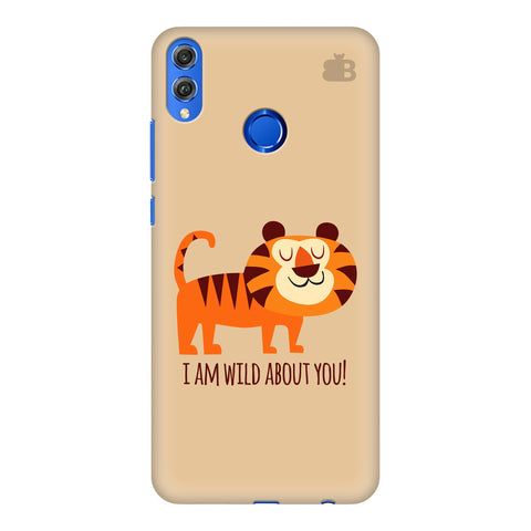 Wild About You Huawei Honor 8X Cover