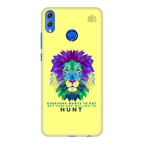 Willing to Hunt Huawei Honor 8X Cover