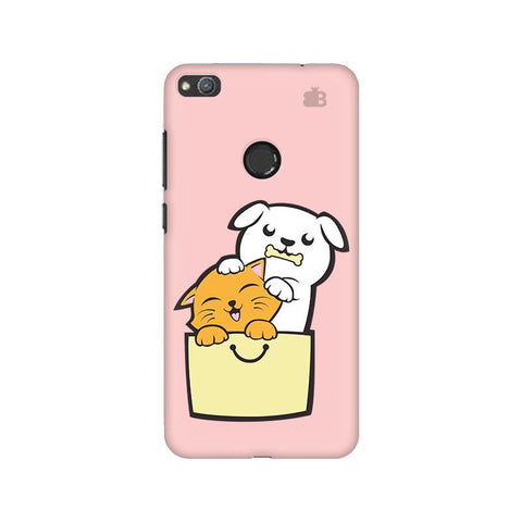 Kitty Puppy Buddies Huawei Honor 8 Lite Phone Cover