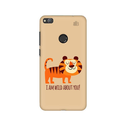 Wild About You Huawei Honor 8 Lite Phone Cover