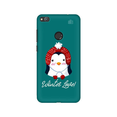 Winter Love Huawei Honor 8 Lite Phone Cover