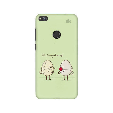 You Crack me up Huawei Honor 8 Lite Phone Cover