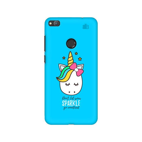 Your Sparkle Huawei Honor 8 Lite Phone Cover