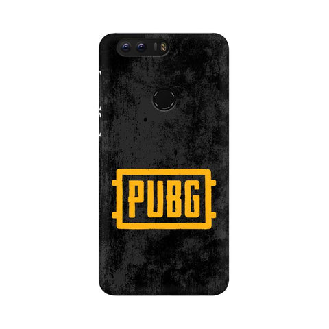 PUBG Huawei Honor 8 Cover