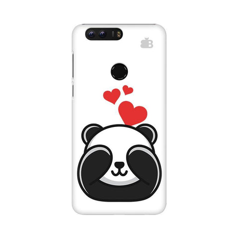 Panda In Love Huawei Honor 8 Phone Cover