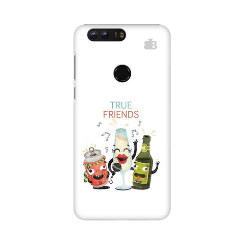 True Friends Huawei Honor 8 Phone Cover