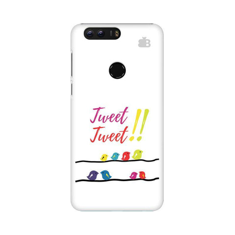 Tweet Tweet Huawei Honor 8 Phone Cover