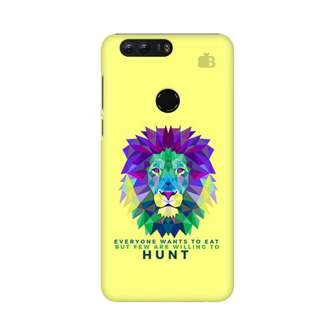 Willing to Hunt Huawei Honor 8 Phone Cover