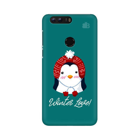 Winter Love Huawei Honor 8 Phone Cover