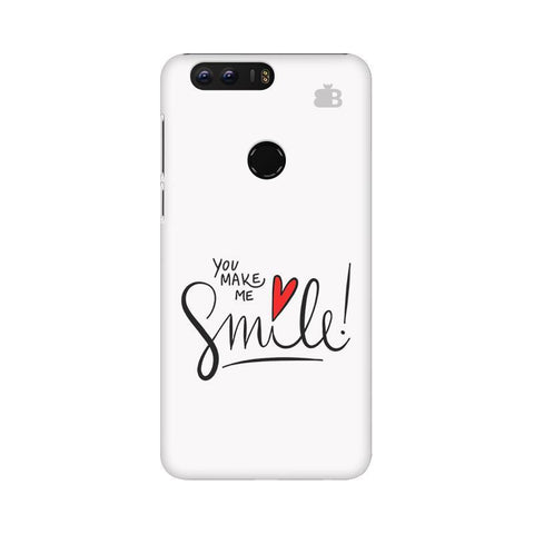You make me Smile Huawei Honor 8 Phone Cover