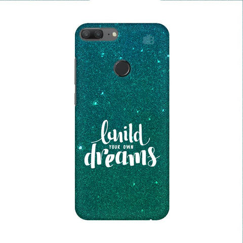 Build your own Dreams Huawei Honor 9 Lite Phone Cover
