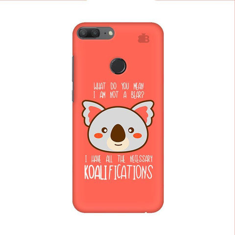Koalifications Huawei Honor 9 Lite Phone Cover