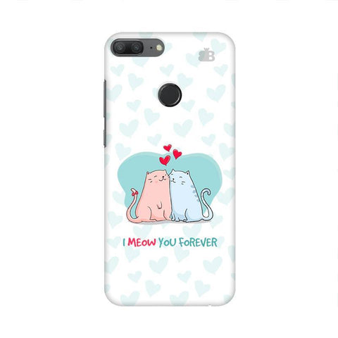 Meow You Forever Huawei Honor 9 Lite Phone Cover