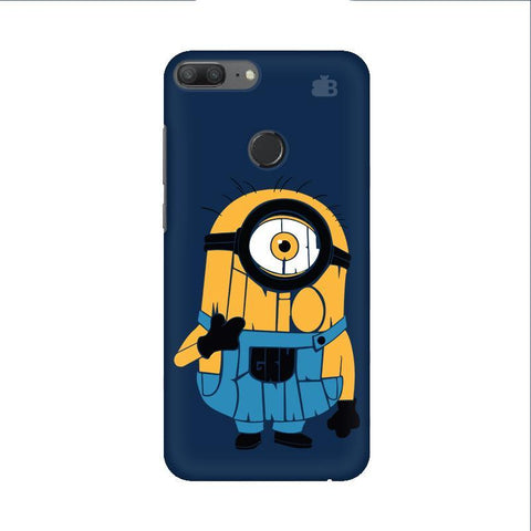 Minion Typography Huawei Honor 9 Lite Phone Cover