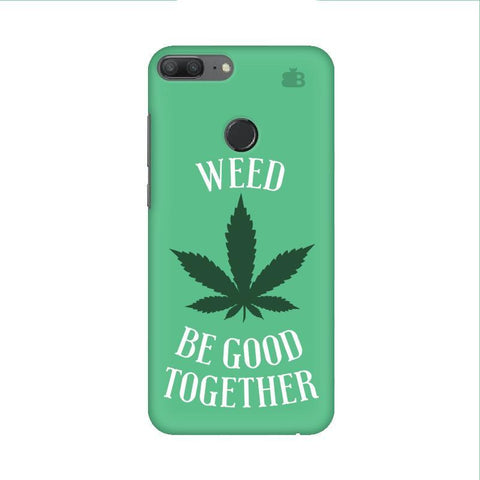 Weed be good Together Huawei Honor 9 Lite Phone Cover