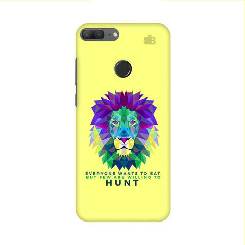 Willing to Hunt Huawei Honor 9 Lite Phone Cover
