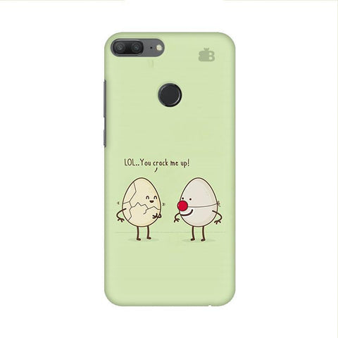 You Crack me up Huawei Honor 9 Lite Phone Cover