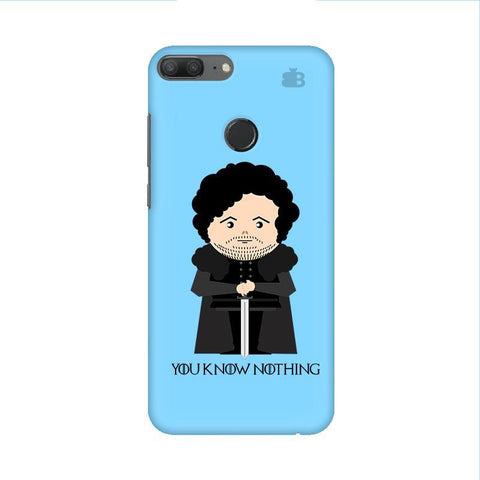 You Know Nothing Huawei Honor 9 Lite Phone Cover