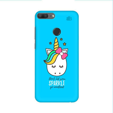 Your Sparkle Huawei Honor 9 Lite Phone Cover