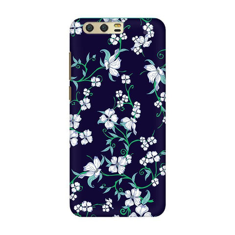 Dogwood Floral Pattern Huawei Honor 9 Phone Cover