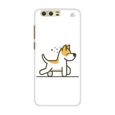 Happy Puppy Huawei Honor 9 Phone Cover
