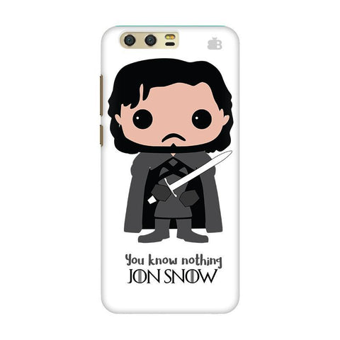 Jon Snow Bobblehead Huawei Honor 9 Phone Cover