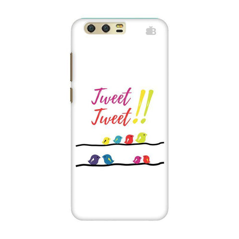 Tweet Tweet Huawei Honor 9 Phone Cover
