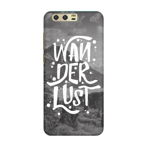 Wanderlust Huawei Honor 9 Phone Cover