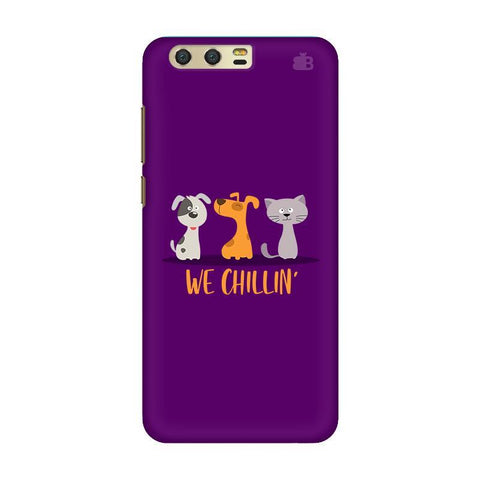 We Chillin Huawei Honor 9 Phone Cover