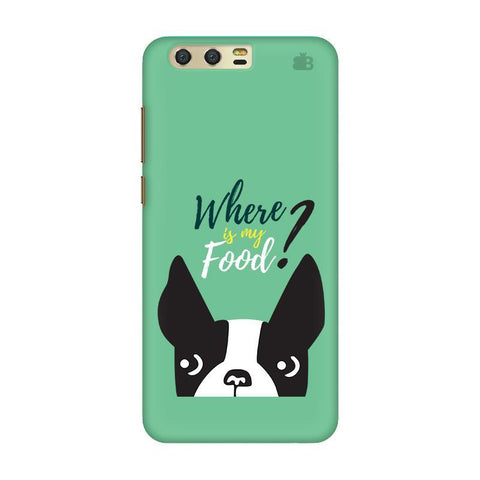 Where is my Food Huawei Honor 9 Phone Cover