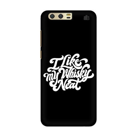 Whiskey Neat Huawei Honor 9 Phone Cover