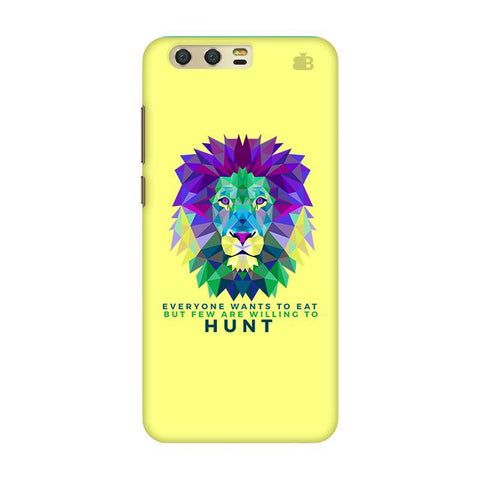 Willing to Hunt Huawei Honor 9 Phone Cover