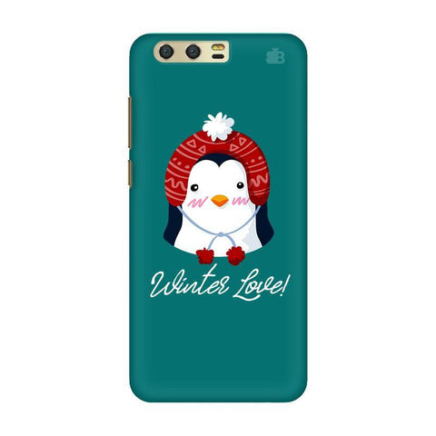 Winter Love Huawei Honor 9 Phone Cover