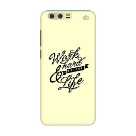 Work Hard Huawei Honor 9 Phone Cover
