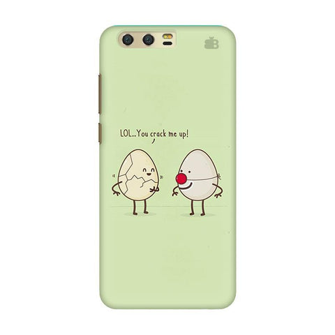 You Crack me up Huawei Honor 9 Phone Cover