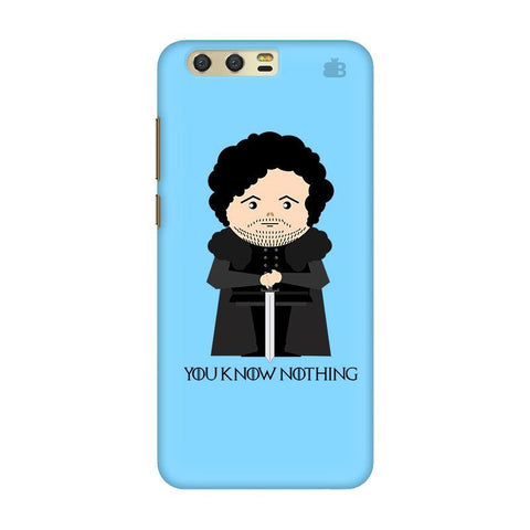 You Know Nothing Huawei Honor 9 Phone Cover