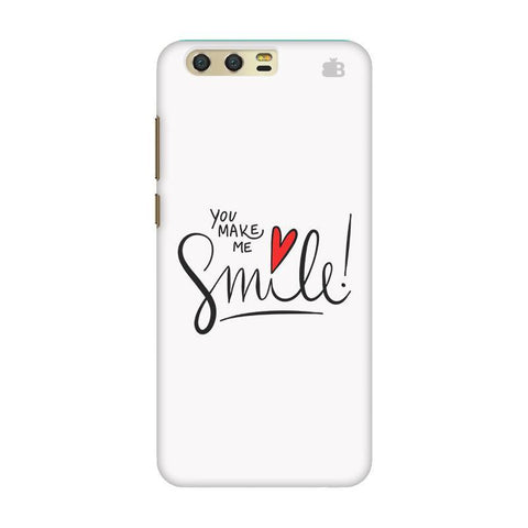 You make me Smile Huawei Honor 9 Phone Cover