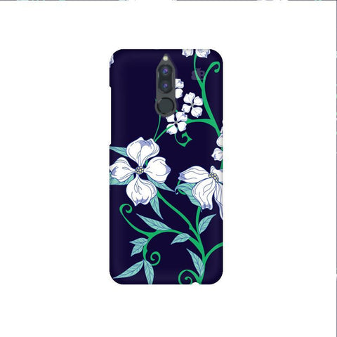 Dogwood Floral Pattern Huawei Honor 9i Phone Cover