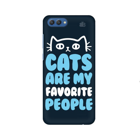 Cats favorite People Huawei Honor V10 Phone Cover