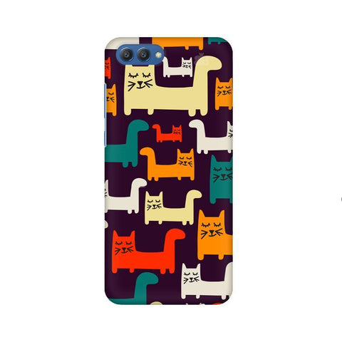 Chill Cats Huawei Honor V10 Phone Cover