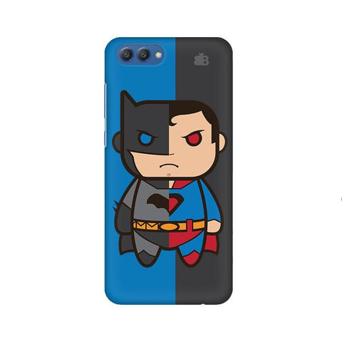 Cute Superheroes Annoyed Huawei Honor V10 Phone Cover