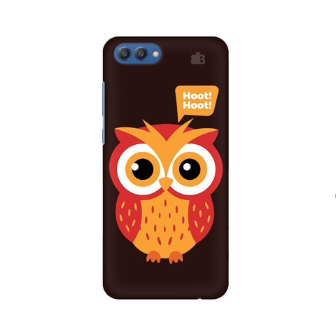 Hoot Hoot Huawei Honor V10 Phone Cover