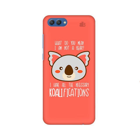Koalifications Huawei Honor V10 Phone Cover