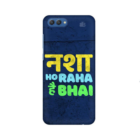 Nasha Bhai Huawei Honor V10 Cover