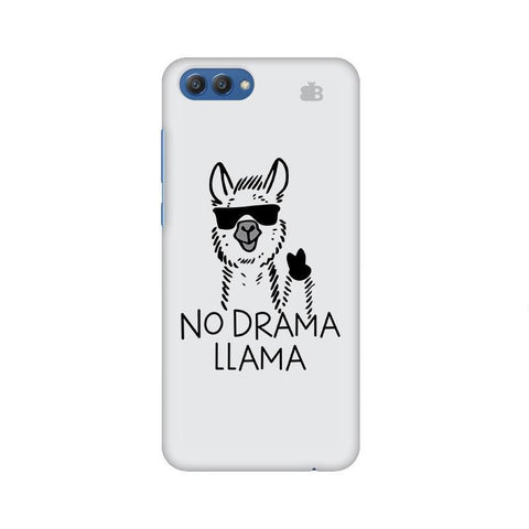 No Drama LLama Huawei Honor V10 Phone Cover