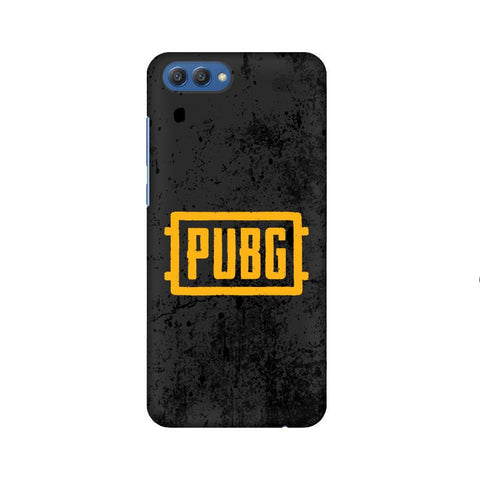 PUBG Huawei Honor V10 Cover