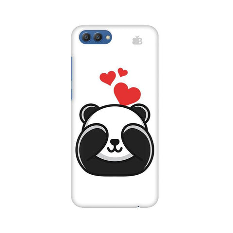 Panda In Love Huawei Honor V10 Phone Cover