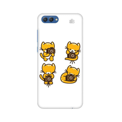 Photographer Kitty Huawei Honor V10 Phone Cover