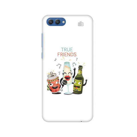True Friends Huawei Honor V10 Phone Cover